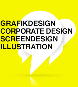 Grafikdesign, Corporate Design, Screendesign, Illustration